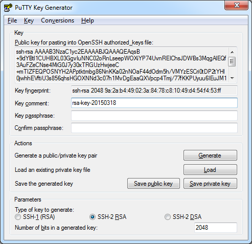 putty download file
